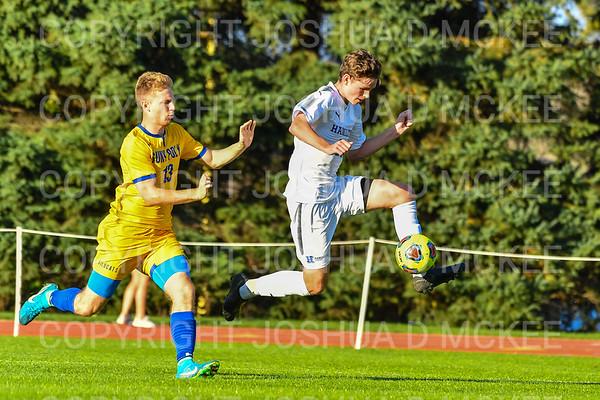 Hamilton Men's Soccer v SUNY Poly 10-9-18