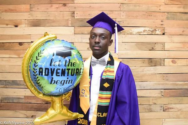 Kofi Awuah's Graduation