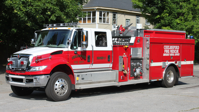 Engine 5 2009 International/Smeal   1250/750
