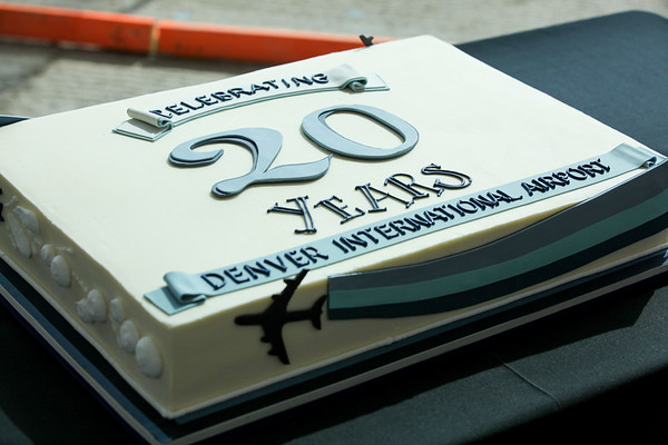 2-28-15 Denver International Airport 20th Anniversary