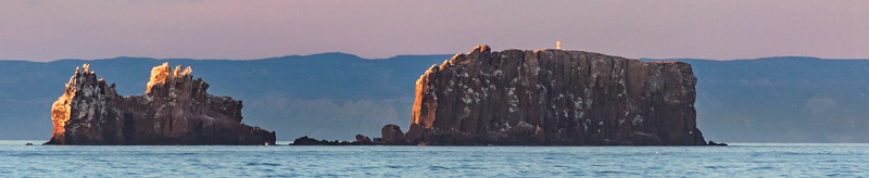 Islands in the sea of Cortez, Mexico, breeding grounds of sea lions - , , , Mexico (MX)