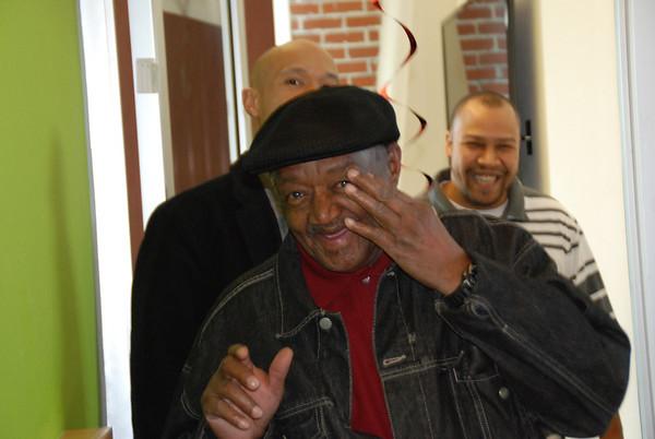 Happy Birthday to Nichol's Grandfather