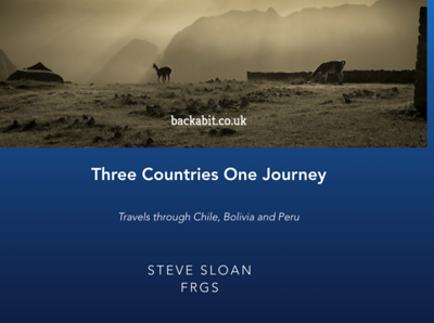 Talk - 3 Countries 1 Journey