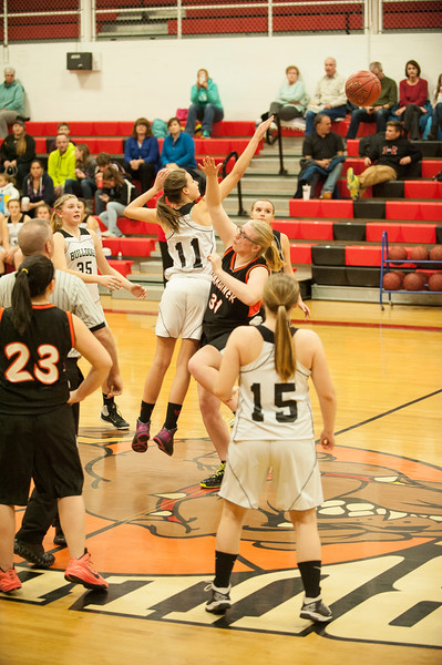 HD JV Girls vs Gardiner Freshmen Dec 7