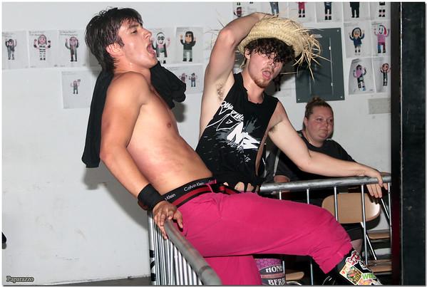 Outside the Box Wrestling: Wrestleversary 2019 (Volume One)