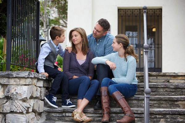 Mayer Family Portrait