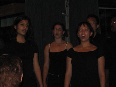 2003.08.24 Sunday - AiR Yearly Sonoma State Welcome Week gig