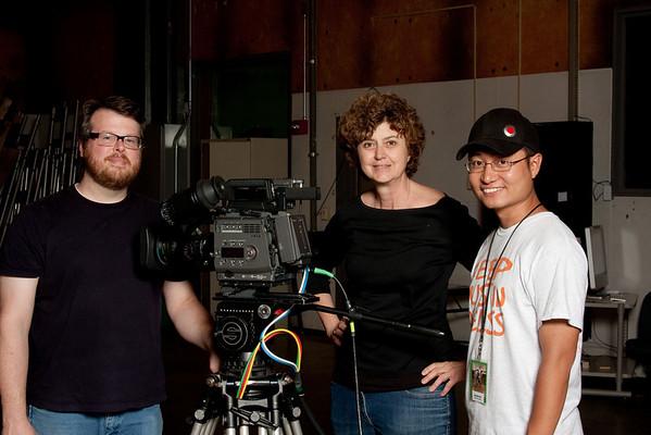 Eitelbach / Schesari Sony F23 D-Cinema Tests (March 2011)