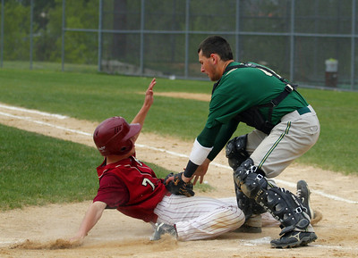 Varsity Baseball 4-29-2010