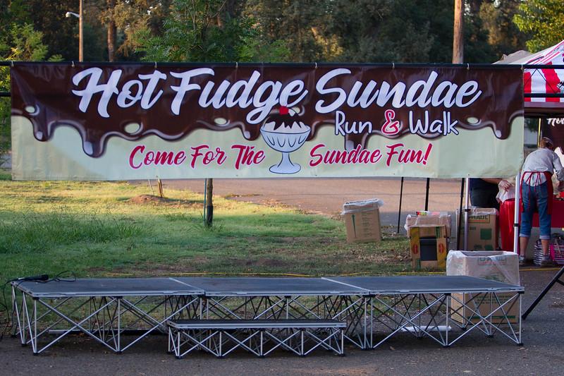 The 2nd Annual Visalia Hot Fudge Sundae Run was held on Sunday, August 18th at Mooney Grove Park in Visalia.