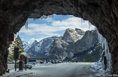 Yosemite in Winter, Dec 2015