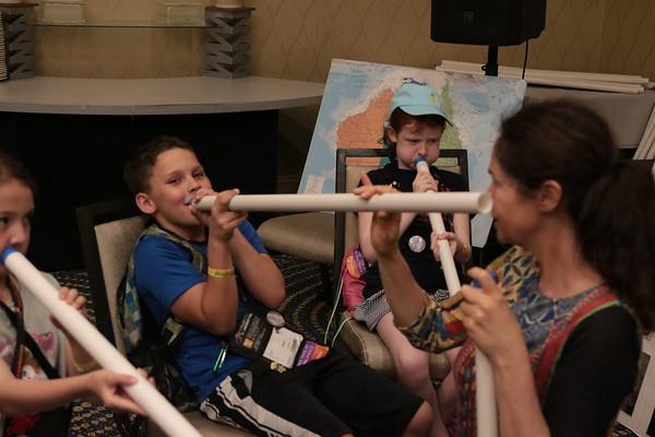 Aussie Funk Jam - Didgeridoo Workshop