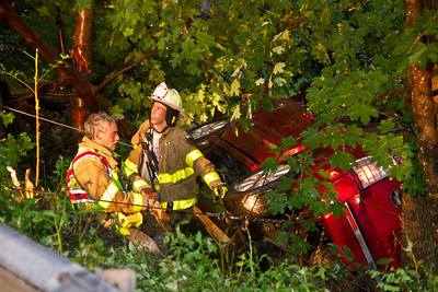 7-23-13 Mutual-Aid MVA With Extrication, Route 403 Garrison