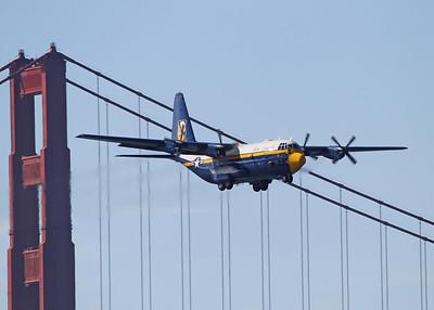 USA 2011 - Day 10 - San Francisco Fleet Week - Airshow Part 1
