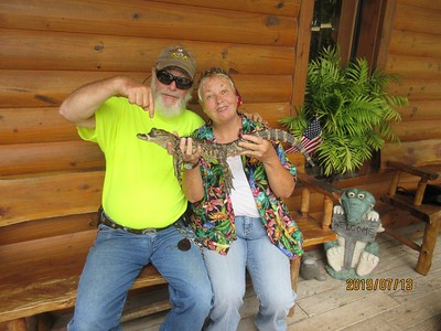 Wild Bill's Airboat Tours/The Cove