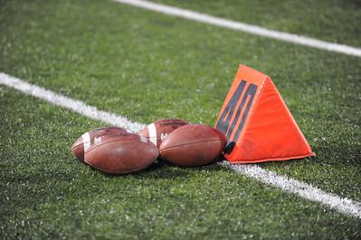 Varsity Football - Norwalk 2011