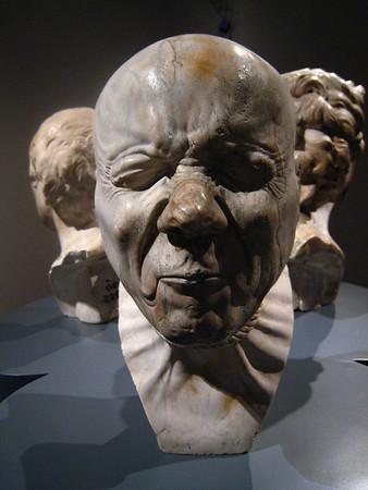 Franz Xaver Messerschmidt Heads