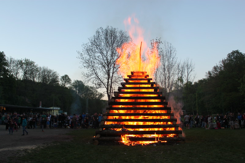 Statenice Witch Burning 2018 2.3km IdyllicPrague