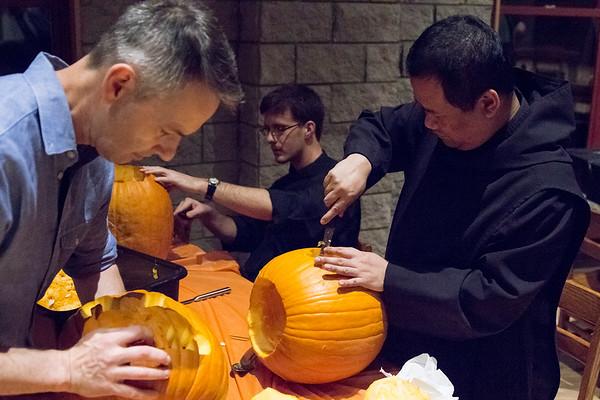 Monastery Halloween 2017