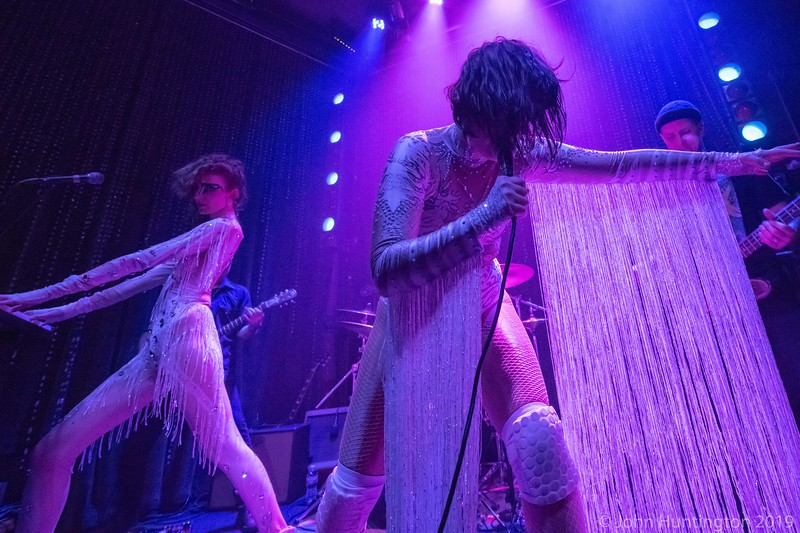 Mother Feather at Johnny Brenda's, November 2, 2018