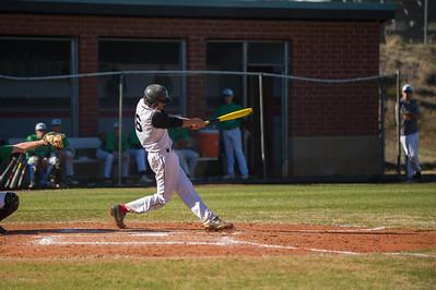 2014-03-20 BHS Baseball VS Myers Park
