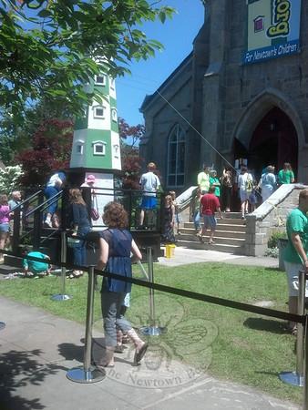 Lighthouse Festival At Trinity Church (June 15, 2013)