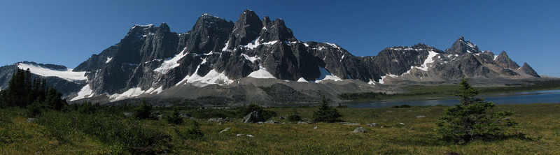 Tonquin Valley Aug 2008