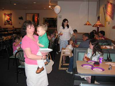 Caleb's 4th Birthday Party