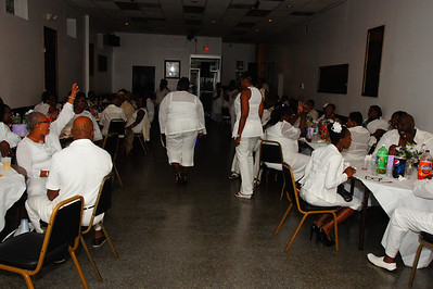MAZ Choir 1st annual All White Affair
