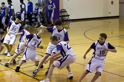 2012 PCA Basketball