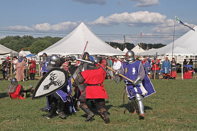 Monday afternoon - Pennsic XLV