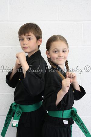 Royal Martial Arts Portraits - June 2011