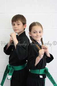 Royal Martial Arts Portraits - June 2011