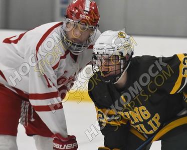 North Attleboro - King Philip Boys Hockey 1-12-19