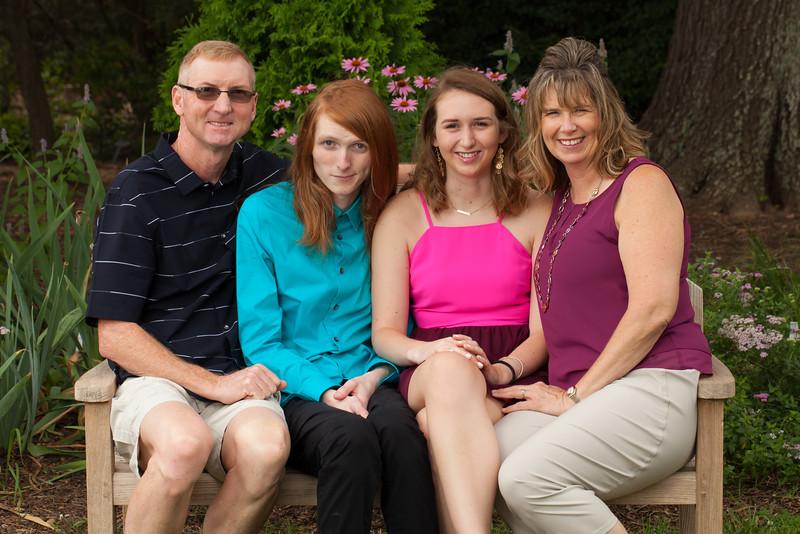 Amanda White Family
