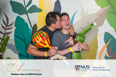 NUHS Class Reunion 2009