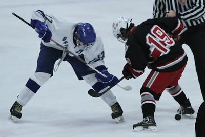 Varsity Hockey vs CM Feb2013