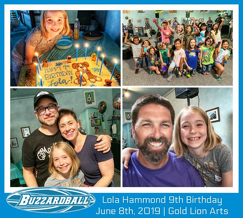 Lola Hammond 9th Birthday | JUNE 8TH, 2019