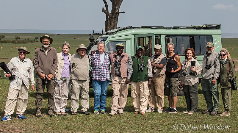 Kenya 2017 Photo Safari & Road Scholar - Elderhostel Photography Programs