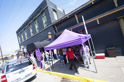 2013-04-28 Dallas - Purple Revival T-Dance @ Lizard Lounge