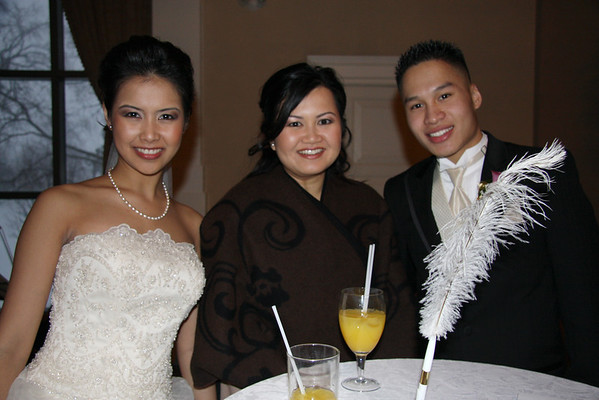 Wedding Reception - Matthew & Katrina - Part 2 of 2 - March 8, 2008