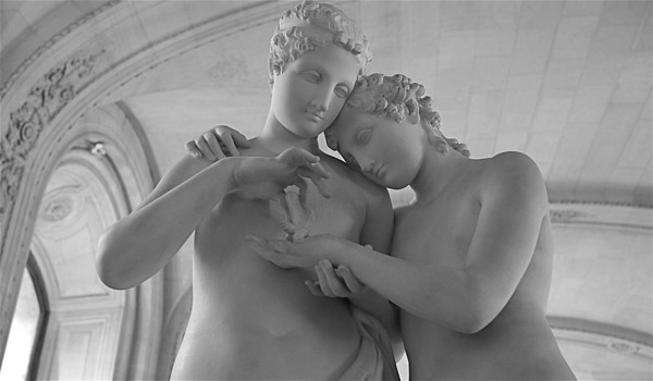 Zbigniew Bielawski - The Louvre