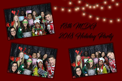 MDG Ugly Sweater Holiday Party