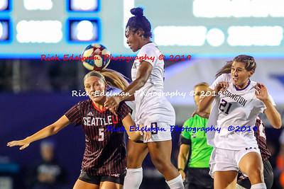 Seattle U vs UW
