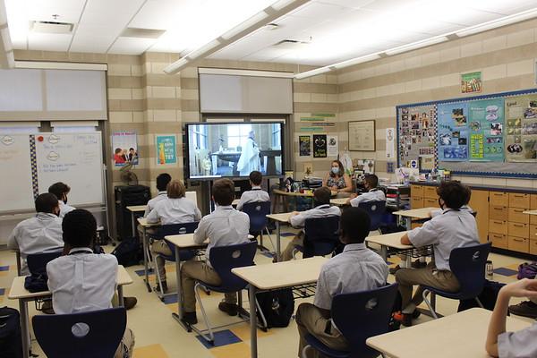School Wide Virtual Liturgy October 2020