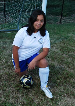 Brian Jackson Soccer Lady Galaxy 2010