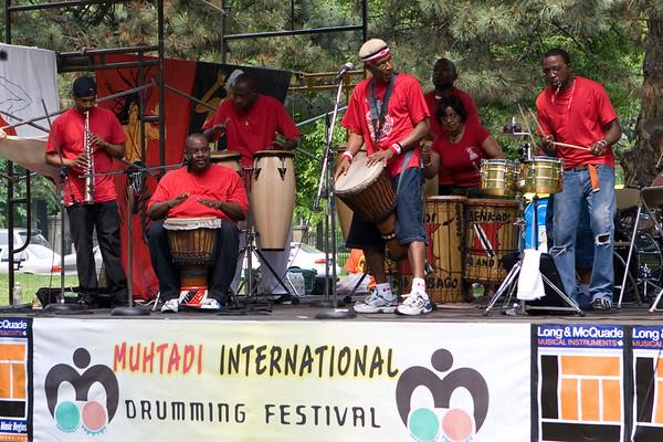 Drum Festival - June 2007