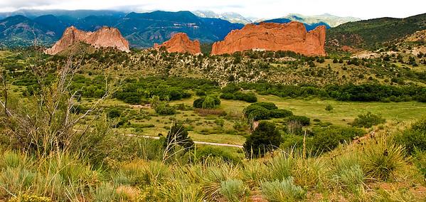 2008 Trip to Wyoming & Colorado