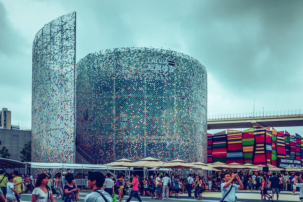 上海世博会(2010),建筑奇观