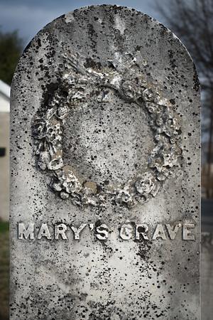 Memory Garden 9 - Old Moravian Cemetery